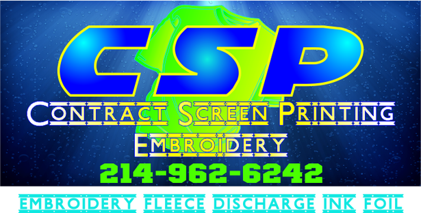 CONTRACT SCREEN PRINTING38495